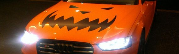 Sell your car to us this Halloween, NO TRICKS!