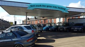 Sell a car in Sheffield